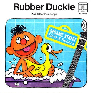 Rubber Duckie 1970 single by Jim Henson and Ernie