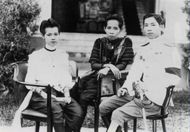 Adulyadej mahidol 1 centas 1991