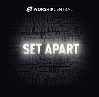 <i>Set Apart</i> 2014 live album by Worship Central