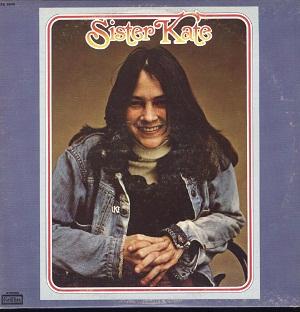 <i>Sister Kate</i> (album) 1971 studio album by Kate Taylor