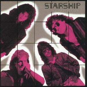 <i>No Protection</i> (Starship album) 1987 studio album by Starship