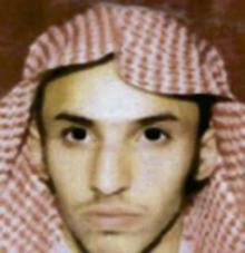 Suicide bomber Abdullah Hassan Tali' Asiri tri...