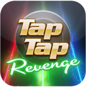 Picture of a game: Tap Tap Revenge