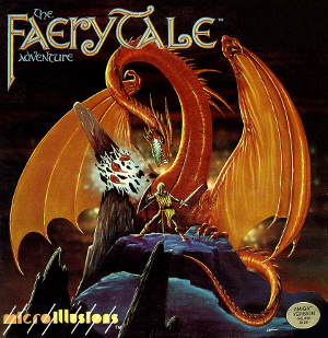 <i>The Faery Tale Adventure</i> video game