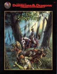 Cover of The Silver Key