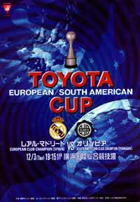 2002 Intercontinental Cup Football match