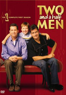 s01e20 Hey, I Can Pee Outside in the Dark Dwóch i pół / Two and a Half Men PL