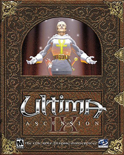 <i>Ultima IX: Ascension</i> video game