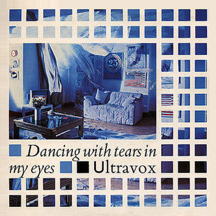 Dancing with Tears in My Eyes single