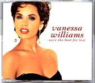 Vanessa Williams — Save the Best for Last (studio acapella)