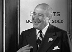 Victor Travers English character actor of theatre and film