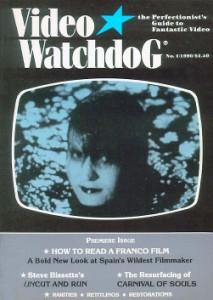 <i>Video Watchdog</i>