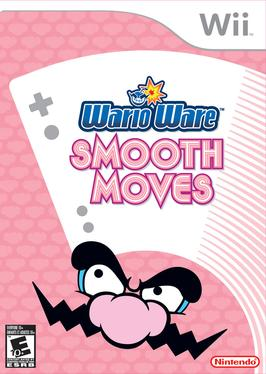 Picture of a game: Warioware: Smooth Moves