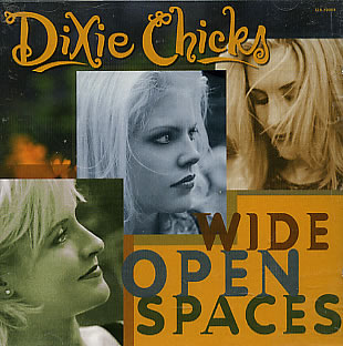 Wide Open Spaces (song) 1998 single by Dixie Chicks