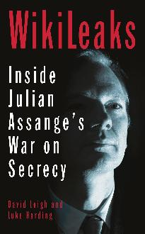 Image result for wikileaks book