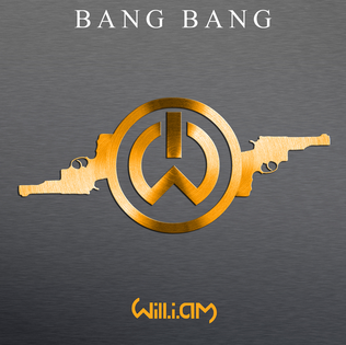 will.i.am - Bang Bang (studio acapella)