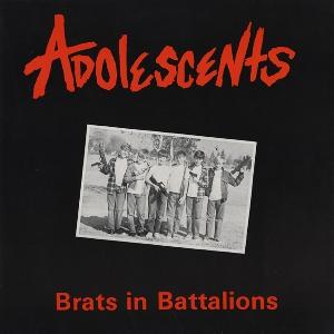 <i>Brats in Battalions</i> 1987 studio album by the Adolescents