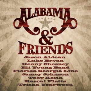 <i>Alabama & Friends</i> 2013 album by the American band, Alabama