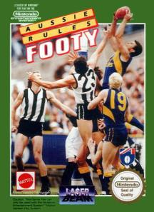 <i>Aussie Rules Footy</i> video game