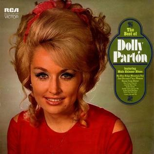 The Best Of Dolly Parton album cover