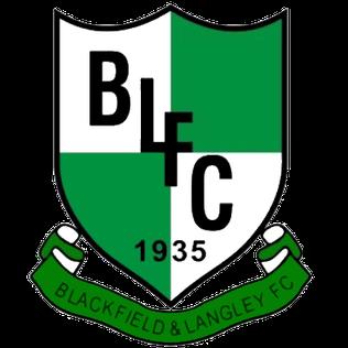 Blackfield & Langley F.C. Association football club in England
