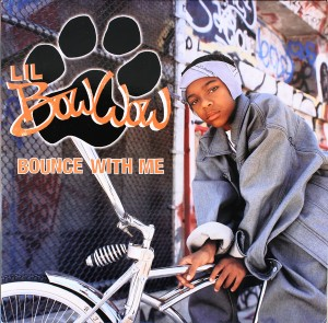 Lil' Bow Wow featuring Xscape - Bounce with Me (studio acapella)