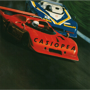 <i>Casiopea</i> (album) 1979 studio album by Casiopea
