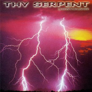 <i>Christcrusher</i> album by Thy Serpent