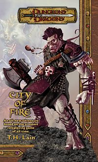 City of Fire (D&D novel).jpg