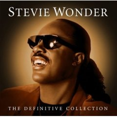 Stevie Wonder: The Definitive Collection artwork
