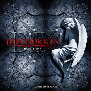 <i>Solitary</i> (album) 2008 studio album by Don Dokken