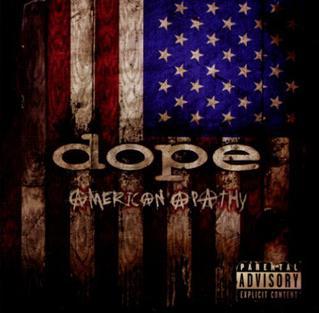 <i>American Apathy</i> 2005 studio album by Dope