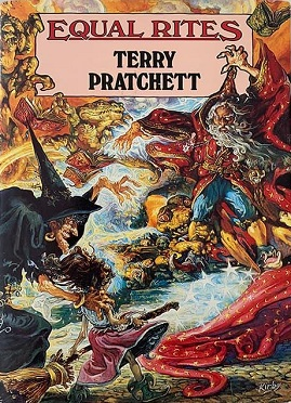 Image result for equal rites terry pratchett