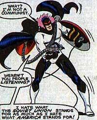 Flag-Smasher Fictional character supervillain