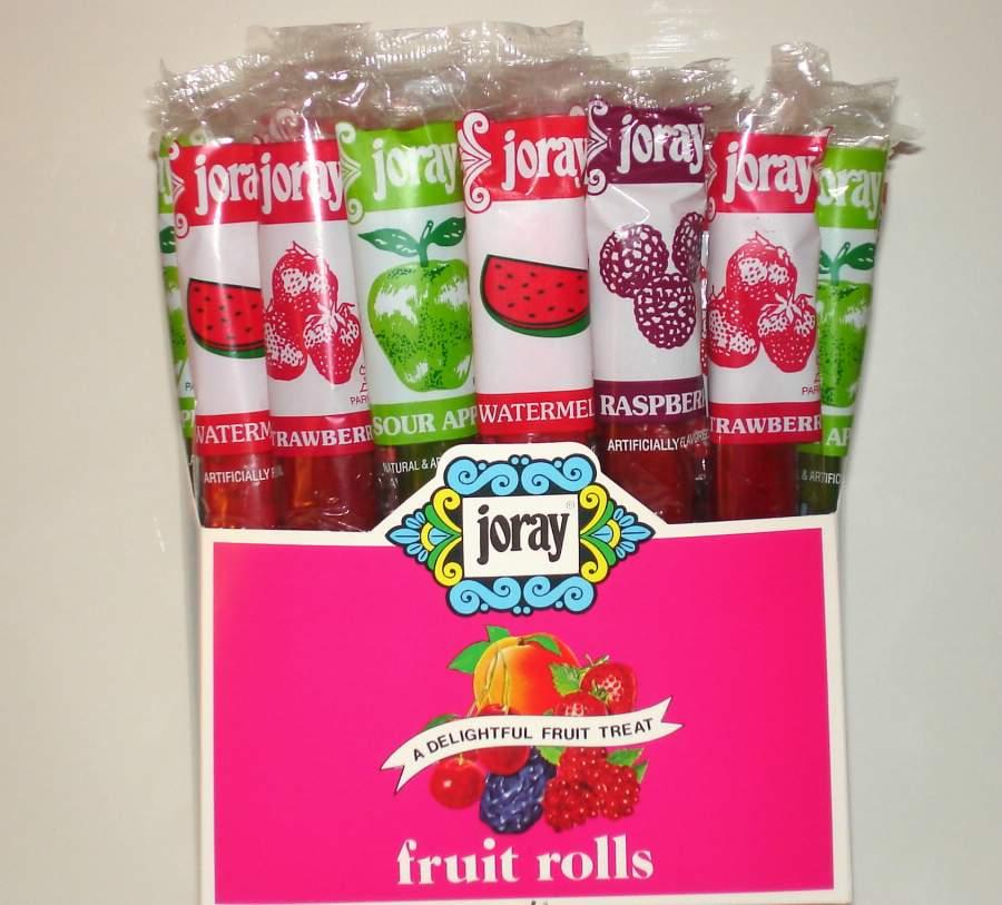 Joray Fruit Rolls - Wikipedia