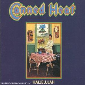 <i>Hallelujah</i> (album) 1969 studio album by Canned Heat