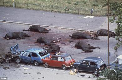 Image result for hyde park bombing 1982