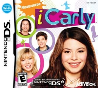 iCarly (video game) - Wikipedia