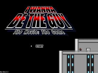i wanna be the guy!!!!!!!!! I_Wanna_Be_the_Guy_title_screen