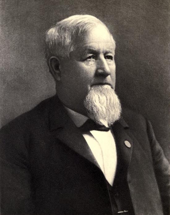 John M . Palmer