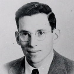 American and Soviet intelligence officer