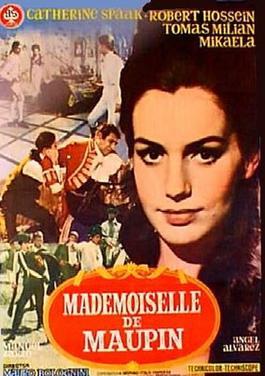 Madamigella Di Maupin (1966)
