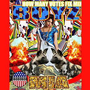 Mia Kala Album Cover How Many Votes Fix Mix...
