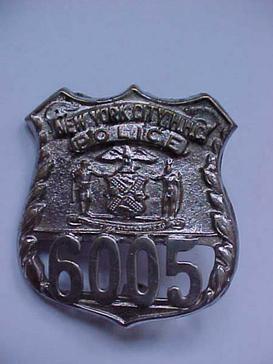 Vice Versa Nyc >> File:NYC Health and Hospital Police Badge.jpg - Wikipedia