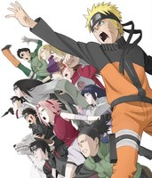 <i>Naruto Shippuden the Movie: The Will of Fire</i> 2009 Japanese anime film directed by Masahiko Murata