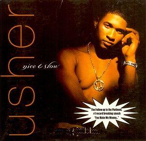 Nice & Slow 1998 single by Usher