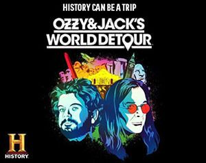 <i>Ozzy & Jacks World Detour</i> television series