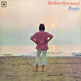 <i>People</i> (Barbra Streisand album) 1964 studio album by Barbra Streisand
