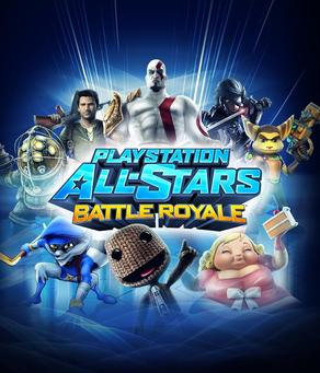 <i>PlayStation All-Stars Battle Royale</i> 2012 fighting crossover video game.