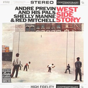 <i>West Side Story</i> (André Previn album) 1959 studio album by André Previn